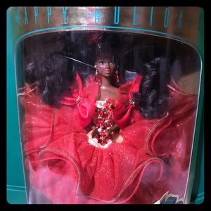 1993 Holiday Barbie Doll